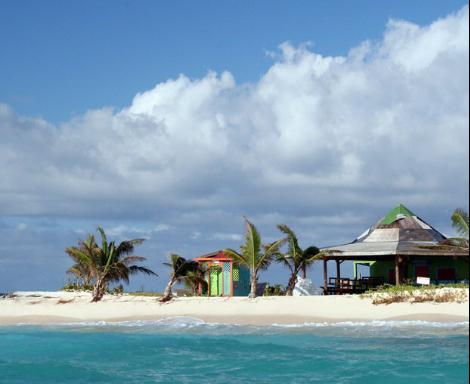 Day Trips to Sandy Island