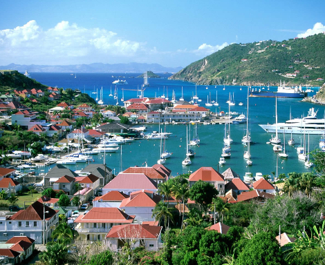 Day Trips to St. Barths